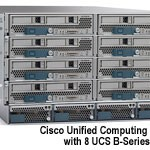 Cisco today introduced their B-Series UCS blade server