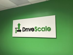 Photo from the DriveScale office