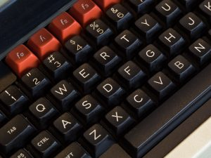 A Keyboard Quest