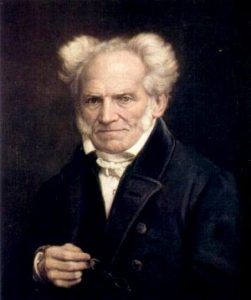 On Schopenhauer and HPE