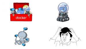 Docker Toolbox, Docker Machine, Docker Compose, Docker WTF?