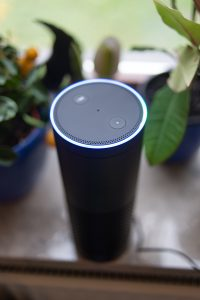 Enterprise Expectations of Privacy in the Age of Alexa