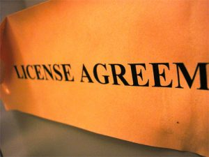 Licensing – It never gets better, it just gets more awkward