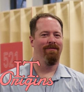 Tom Hollingsworth – IT Origins