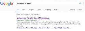 Mattermost: Your Own Private Slack