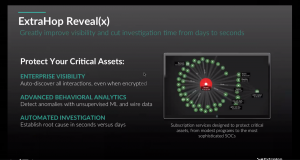 Revealing Security Threats with ExtraHop Reveal(x)