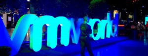VMWorld Day 1 Thoughts