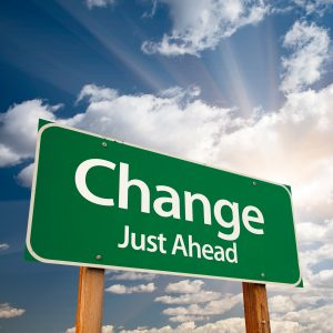 Change Doesn't Have To Be a Four Letter Word