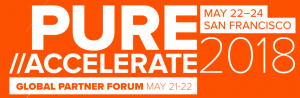 Pure Accelerate Live Blog – Day 2