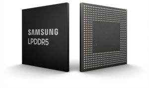 Samsung Announce First LPDDR5 DRAM Chip