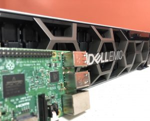 What Does a Dell EMC R7415 Server Have in Common with a Raspberry Pi?