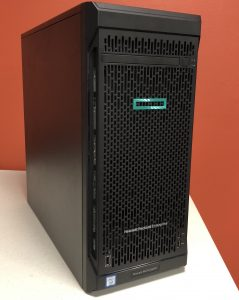 Built for SMBs: A Look at the HPE ProLiant ML110 Gen10