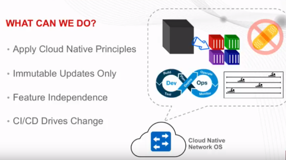 Is A Cloud Native Network Os Required Gestalt It