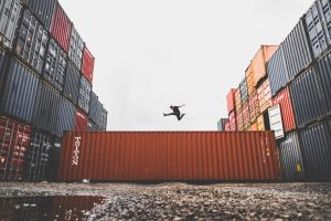 How a Storage Company Approaches Containers
