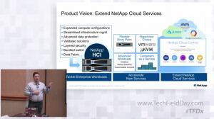 "NetApp: HCI Stands For ""Hybrid Cloud Infrastructure"""