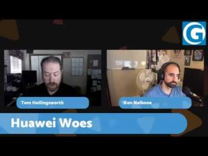 Dropping the Hammer on Huawei | Gestalt IT Rundown: May 22, 2019