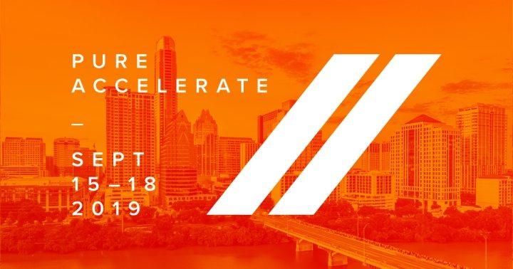 Pure Accelerate 2019 Austin TX