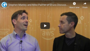 The Cloud Extends Into the Datacenter: Druva at AWS re:Invent