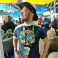Meet Field Day Delegate – David Samuel Penaloza Seijas