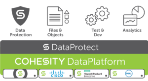 The Definition of Secondary Storage is Evolving – As is Cohesity
